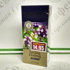 Чай Мономах Spring Feeling Весеннее настроение 25*1,5г черн. (18)