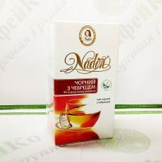 Чай Nadin Черный с чабрецом 24*1,75г