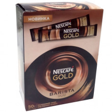 Кофе Nescafe Gold Barista 25x2г