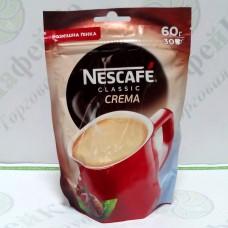 Кофе Nescafe Classic Crema 60г