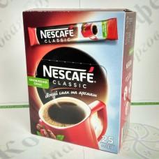 Кава Nescafe Classic 25 * 2г