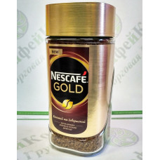 Кава Nescafe Gold 100г (12)