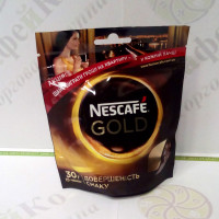Кофе Nescafe Gold 30г (Фольга)