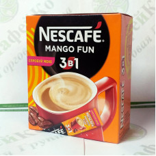 Кофе Nescafe 3 в 1 Mango Fun Манго 20*13г (24)