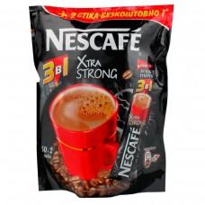Кава Nescafe 3 в 1 Xtra Strong Екстра Стронг 52 * 16г (12)