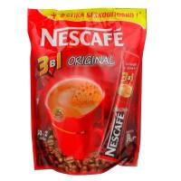 Кава Nescafe 3 в 1 Original Оригінал 52 * 16г (12)