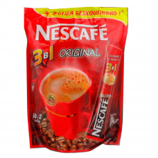Кофе Nescafe 3 в 1 Original Оригинал 52*16г (12)