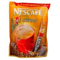 Кава Nescafe 3 в 1 Creamy Крімі 52 * 16г (12)