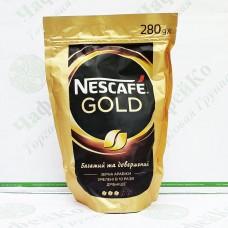 Кава Нескафе Gold 280г м/у (12)