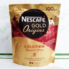 Кава Nescafe Gold Коламбія 100 г м/у (16)