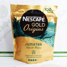 Кава Nescafe Gold Суматра 100 г м/у (16)