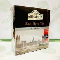 Чай Ахмад Earl Grey Граф Грей чорн. 100шт * 2г (6)