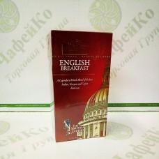 Чай Ахмад English Breakfast Англійський сніданок чорн. 25шт*2г в конверті(16)