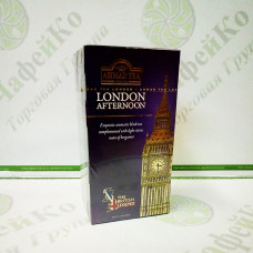 Чай Ахмад London Afternoon Лондон Афтеннун чорн. з бергамотом 25шт*2г в конверті(16)