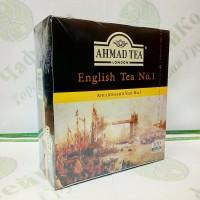 Чай Ахмад Англійський №1 Англійська №1 чорн. 100шт*2г (6)