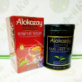 Alokazay Black tea with bergamot 125 g W/W(30)+gift