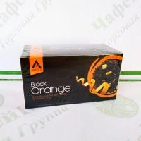 Чай Аскольд Чорний Оранж 25*2 г чорний (24)