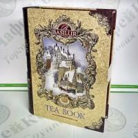 Чай Basilur Winter Book Том 2 (Чайна книга) 100г