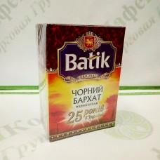 Чай Батик Черный бархат 90г черн. (30)