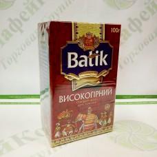 Чай Батік BОР 100г чорн. (30)