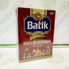 Чай Батік BОР 250г чорн. (14)