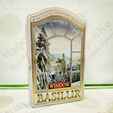 Tea Basilur Winter (Windows) green 100g (6)