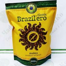 Кава Бразильєро Classic Класик сублімована 500г (7)