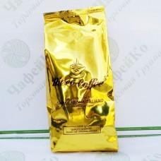 Кава Ricco Crema Aroma Italiano 1 кг 80% араб 20%роб (10)