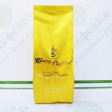 Кофе Ricco Crema Aroma Italiano 250 г зерно 80% араб 20% роб (20)