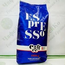 Кофе Valeo Rossi Espresso Эспрессо 1кг зерно 50% араб./50% роб. (10)
