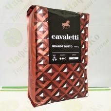 Кофе Cavaletti Crema Кавалетти Крема 1 кг 70% араб.30%роб .зер (6)
