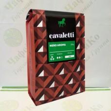 Кофе Cavaletti Nero aroma Кавалетти Неро Арома 250г роб 100% зер (6)