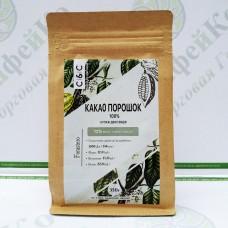 Какао-порошок C&C 100% купаж (12%) 350г