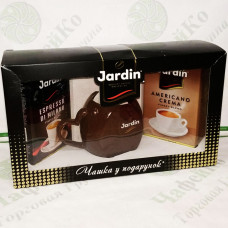 Кава JARDIN Набір з чашкою Espresso Di Milano + Americano (20)