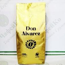 Кава Don Alvarez Купаж 1кг зерно 70%/30% (6)