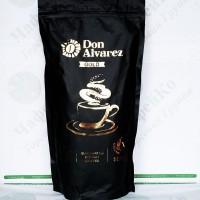 Кава Don Alvarez Gold 500г розчинна сублімована (6)