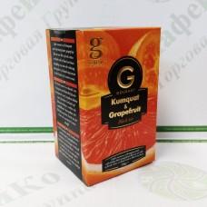Чай Grace Kumquat & Grapefruit Кумкват і грейпфрут черн. 20*1,75 г (12)
