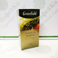 Чай Greenfield Tropical Marvel 1,5х25 (10)
