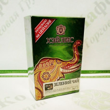 Чай Хэйлис Зеленый 90г (24)