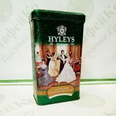 Чай Хейліс Англійський королівський купаж чорн. 125г (10)