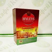 Чай Хейліс Англійський Королівський купаж чорн. 100г. (20)