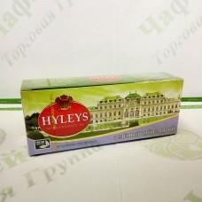 Чай Хэйлис Английский зеленый с мятой 1,5г*25шт. (36)