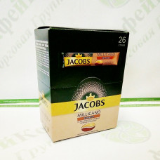 Кава JACOBS Monarch Millicano Espresso 26*1,8 м