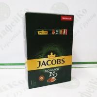 Кава JACOBS Monarch 3 в 1 24*15г (10)