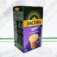 """Кава JACOBS 3 в 1 """"Milka cappuccino"""" 10 * 18,0 г (10)"""