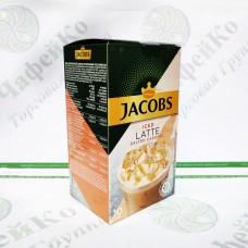 """Кава JACOBS 3 в 1 """"Iced Latte salted caramel"""" 10 * 21,3 г (10)"""