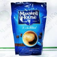 Кава Maxwell House розчинна 300г (11)