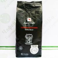 Кава Jacu Cafe Creme 80% араб.\20% роб. зерно 1кг (6)