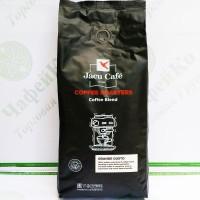 Кофе Jacu Grande Gusto 100% арабика зерно 1кг (6) + ПОДАРОК кофе Café Creme 1кг