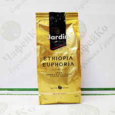 Кофе JARDIN Ethiopia  Eurhoria зерно 250г (16)